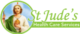 St Jude's Health Care Services Logo